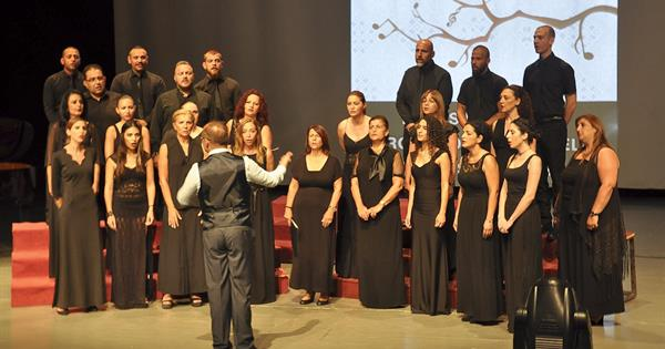EMU Hosting 2nd Turkish Republic of Northern Cyprus International Choral Festival